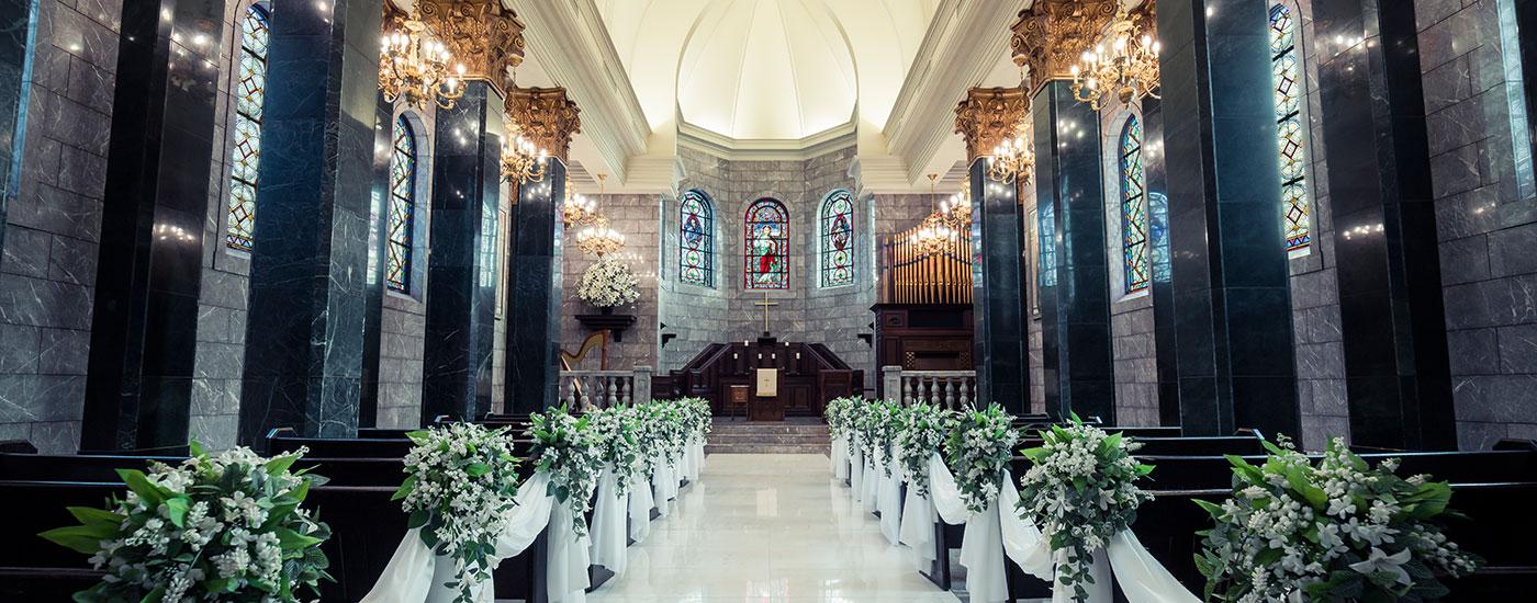 セントロイヤルチャーチ St.Royal church