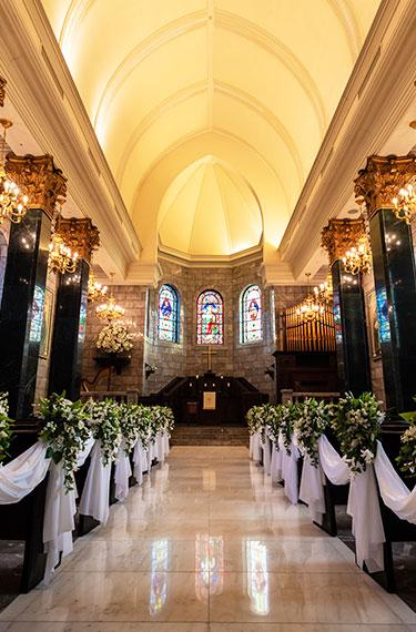 長崎大聖堂チャペル セントロイヤルチャーチ
